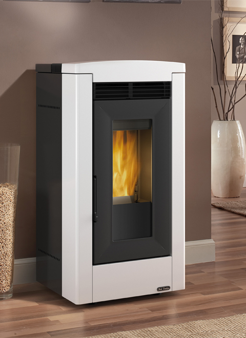 Ductable Pellet Stoves Brunella Elite