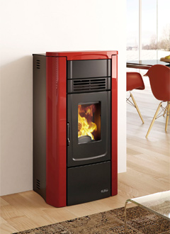 Ductable Pellet Stoves Gabry Elite Evo