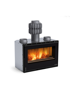 Fireplaces Inserto 800 PRS