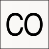 Emissione di CO misurato al 13% di Ossigeno stufa a pellet Vallì 10 KW Steel