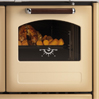 Large Oven Wood Cookers Favola 4,5